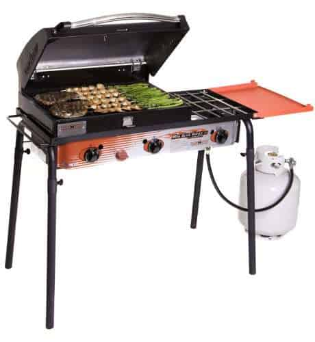 Camp Chef Big Gas Grill Review - Why most users consider it