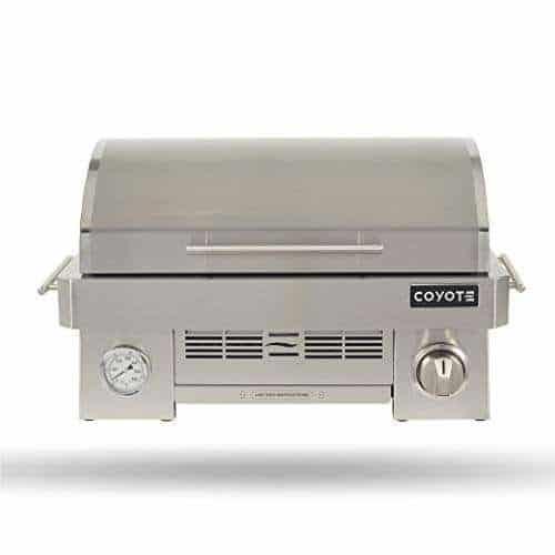 Coyote C1PORTLP Portable Propane Gas Grill