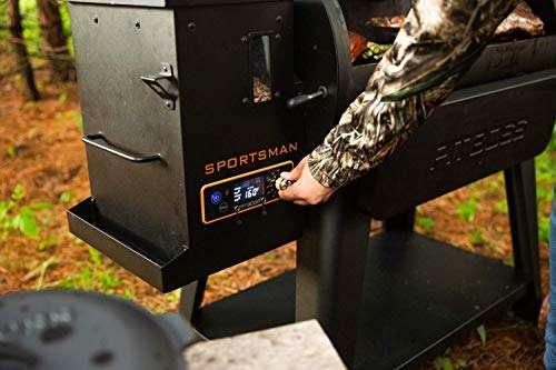 Key Features Of Pit Boss Sportsman 1100 Wood Pellet Grill