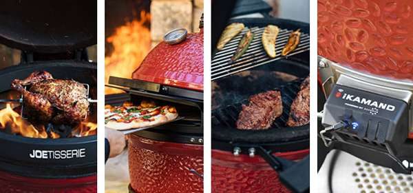 Key Features Of  Kamado Joe BJ24RHC Big Joe II Charcoal Grill