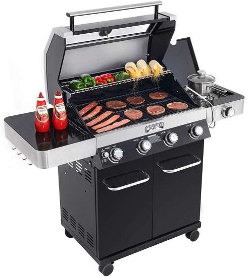 Monument Grills 24633 Propane Gas Grill