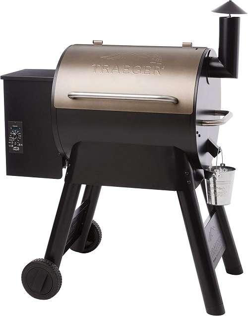 Traeger Grills TFB57PZBO Pro Series 22 Pellet Grill
