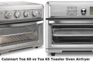 Cuisinart Toa 60 vs Toa 65 - Why Cuisinart TOA-65 better than TOA-60