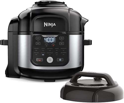Ninja FD302 Review - How its Better Than Ninja OP301?