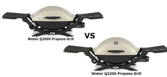 Weber Q2000 vs Q2200 - Which Is Better To Buy?