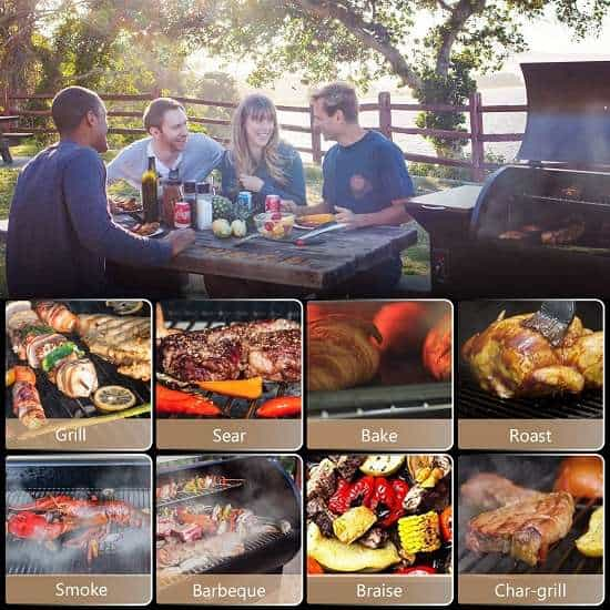 What users saying about z grills 700e Wood Pellet Grill