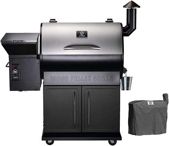 Z Grills 700e Review - Compare z grill 700d vs 700e