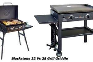 Blackstone 22 Vs 28