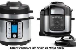 Emeril Pressure Air Fryer Vs Ninja Foodi