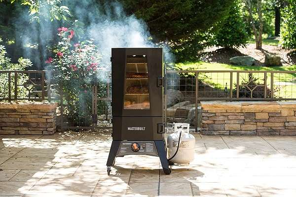 Key Features Of Masterbuilt MPS 330G Vertical Smoker