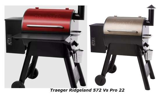 Traeger Ridgeland 572 Vs Pro 22 - Why Should You Choose Traeger Pro 22?