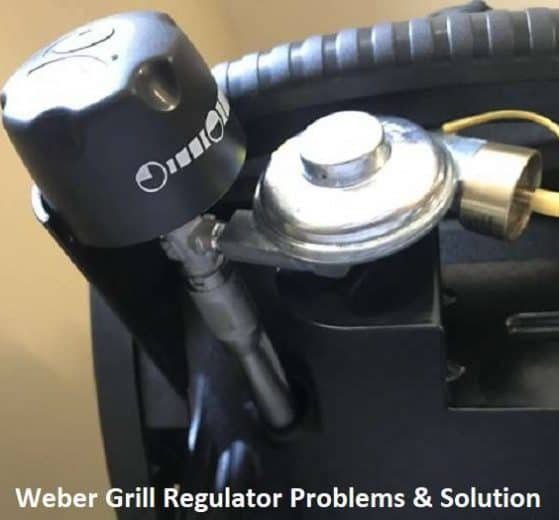 Weber Grill Regulator Problems & Solution