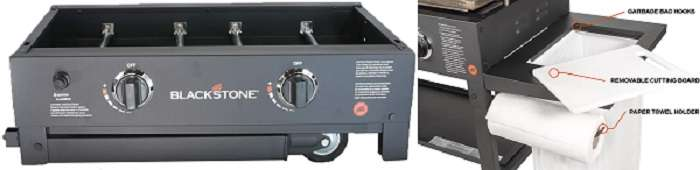 What Are The Similarities Blackstone Griddle 28 Vs 36