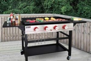 Royal Gourmet GB4000 Review - Compare with popular 3 model