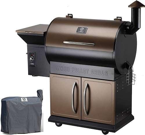 Z Grills ZPG-700D Pellet Grill