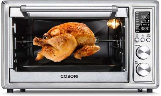 COSORI CO130-AO Air Fryer Toaster Combo Oven