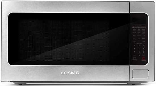 Cosmo COS-BIM22SSB Built-In Microwave Oven