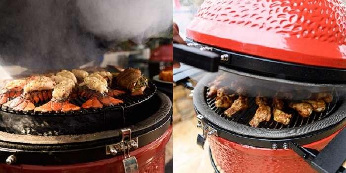 Differences And Similarities Between Kamado Joe Classic II Vs III Charcoal Grill