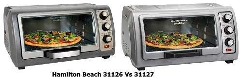Hamilton Beach 31126 Vs 31127