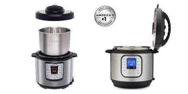 Instant Pot Lux Vs Duo Pressure Cookers