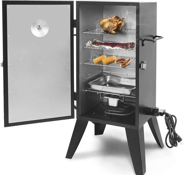 Key Features Of Royal Gourmet SE2801 Electric Smoker
