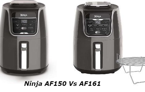 Ninja AF150 Vs AF161