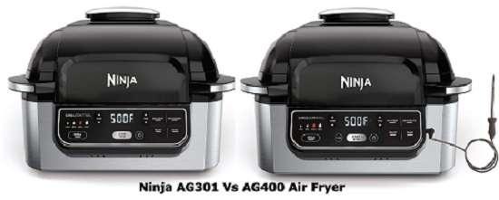 Ninja AG301 Vs AG400 - Why I recommend the Ninja AG400?