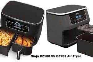 Ninja DZ100 VS DZ201