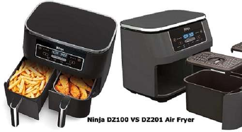 Ninja DZ100 VS DZ201 - Why Should You Go For Ninja DZ201?