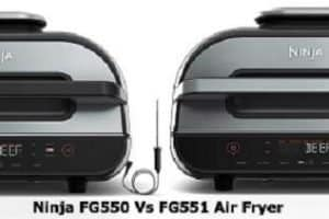 Ninja FG550 Vs FG551