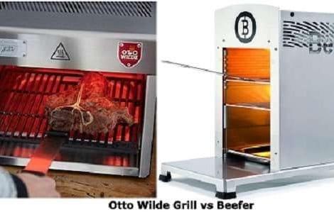 Otto Wilde Grill vs Beefer