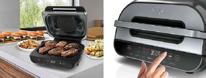 Similarities & Differences Between Ninja Foodi FG550 Vs FG551 Grills