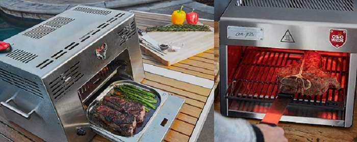 What Are The Differences and Similarities Between Blazing Bull Grill Vs Otto Wilde Steak Grill