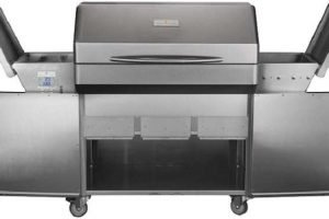 What Are The Key Features Of The Memphis Elite VG0002S Pellet Grill