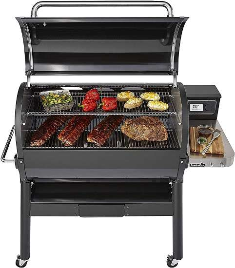 What Are The Key Features Of Weber SmokeFire Ex6 Gen 2