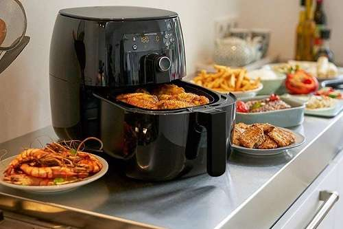 Definition Of An Air Fryer And How It Functions