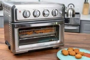 How To Pre Heat Cuisinart Digital Air Fryer Toaster Oven