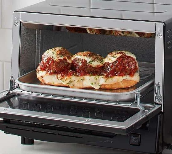 What Are The Key Features Of Panasonic FlashXpress NB-G110P-K Oven