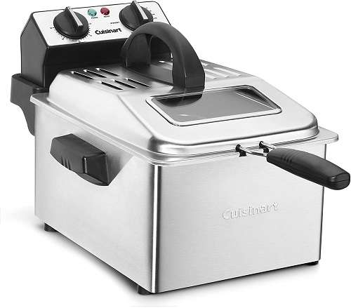 Cuisinart Cdf-200p1 Deep Fryer Review - How it's worthwhile