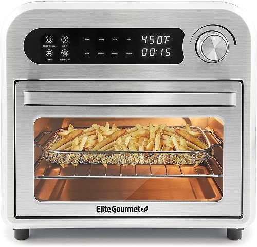 Elite Gourmet Maxi-Matic EAF1010D Review