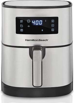 Hamilton Beach 35075 Digital Air Fryer