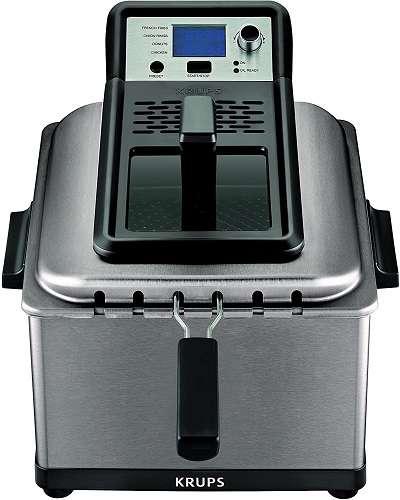 KRUPS KJ502D51 Deep Fryer Review