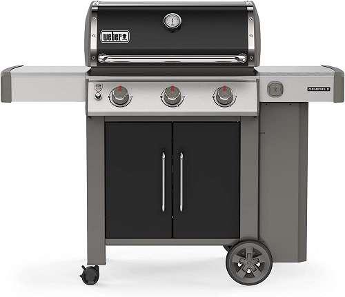 Weber 61015001 Genesis II E-315 Gas Grill