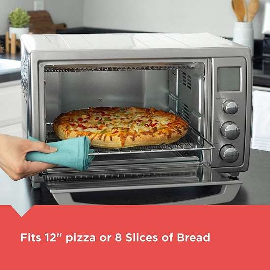 What Are The Key Features Of BLACK and DECKER TOD5035SS Toaster Oven