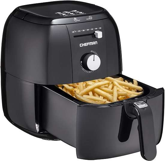 What Are The Key Features Of Chefman RJ38 Express Air Fryer