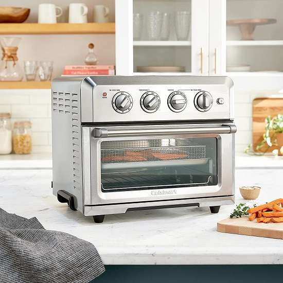 What Are The Key Features Of Cuisinart CTOA-122 air fryer oven