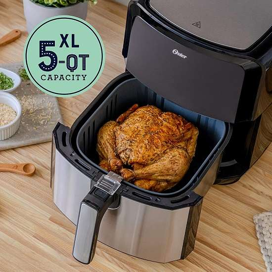 What is the Key Features Of Oster 2120712 XL Digital Air Fryer