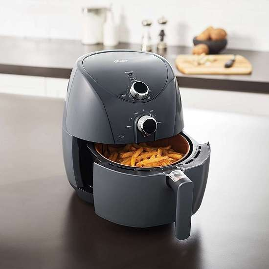 What Are The Key Features Of Oster Copper Infused Air Fryer