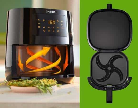 What users are saying About Philips HD9252 Digital Airfryer