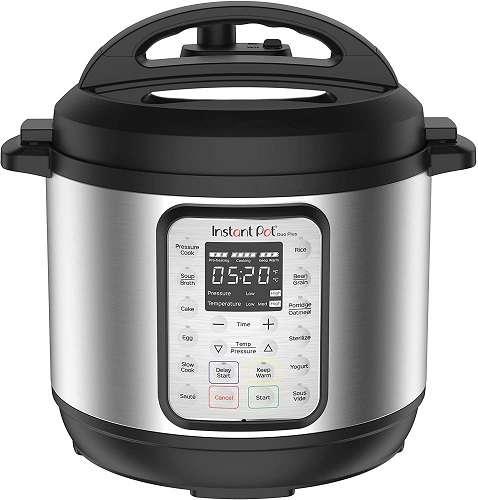 Instant Pot Duo Plus Pressure Cooker